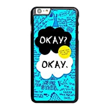 Generic Fault In Our Stars Quotes Cover Case for Apple iPhone 6/6S plus (5.5 inch) Black Printed Cell Phone Case KLN61747