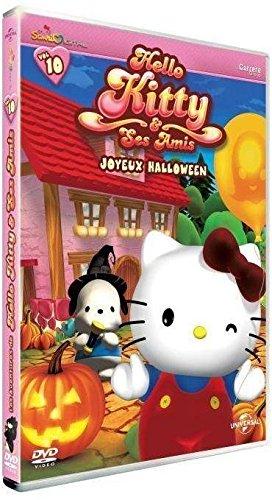 Aventures de Hello Kitty & ses amis - 10 - Joyeux Halloween -