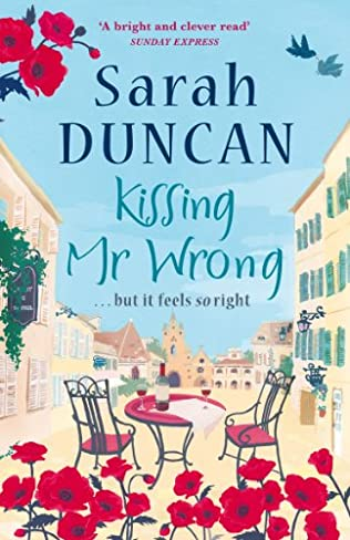 book cover of Kissing Mr Wrong