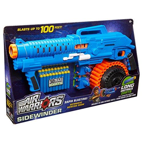 Buzz Bee Toys Bz Ultra Tek Sidewinder Foam ()