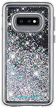 Case-Mate - Waterfall - Samsung Galaxy S10e - Liquid Glitter Case - Iridescent