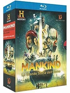 mankind - la grande storia dell'uomo (4 blu-ray) box set blu_ray Italian Import