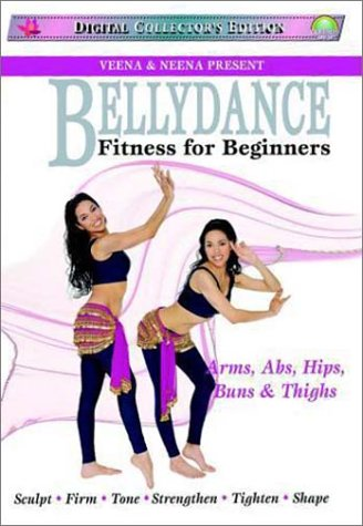 Bellydance Fitness for Beginners - Arms, Abs, Hips, Buns & Thighs (Belly Dance Cd)