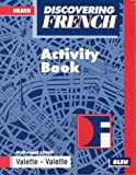 Discovering French Bleu, Euro Edition, Jean-Paul Valette and Rebecca M. Valette, 0618047085