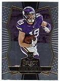 #5: 2016 Panini Select #104 Adam Thielen Minnesota Vikings Rookie Football Card