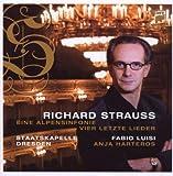 Music : Strauss: Eine Alpensinfonie (An Alpine Symphony) / Vier Letzte Lieder (Four Last Songs) ~ Luisi / Harteros by Anja Harteros (2009-07-13)