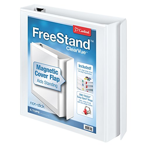 Cardinal FreeStand ClearVue 1 5 Inch 43110