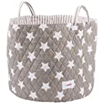 Minene Large Storage Basket with Star...