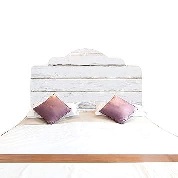 Holz Textur 3D DIY Wandaufkleber F¨¹r Schlafzimmer Imitation Bett Kopfteil  Wand