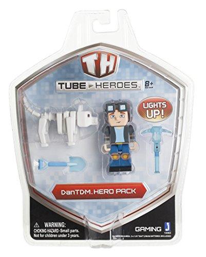 Tube Heroes TDM Hero Pack