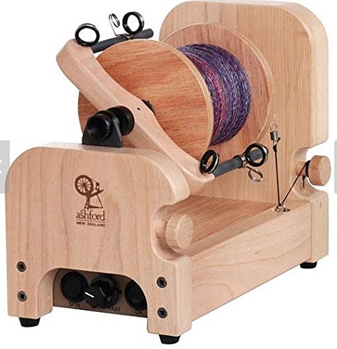 Ashford E-Spinner 3 - Electric Yarn Spinner Lacquered (Bush Reducer)