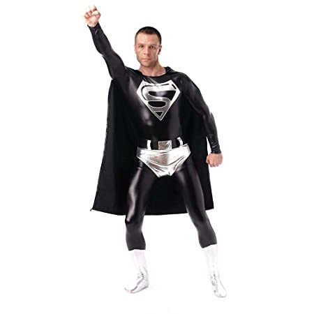 Cosplay Disfraz De Anime De Halloween Superman Adulto Superman ...