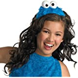 Disguise Women's Sesame Street Cookie Monster Adult Costume Headband