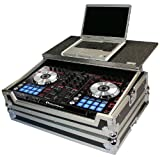 Marathon MA-DDJSRLT Case for Pioneer DDJ SR Serato DJ Music Controller with Laptop Shelf