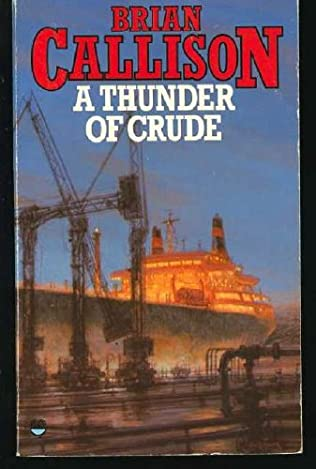 book cover of A Thunder of Crude