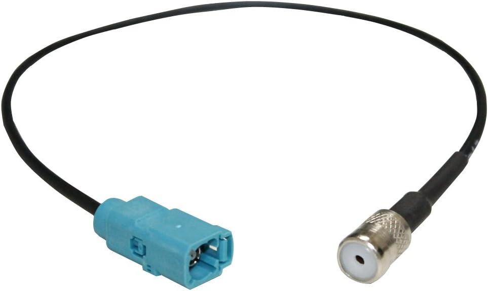 AERZETIX: Adaptador de Antena para autoradio FAKRA ISO Hembra ...