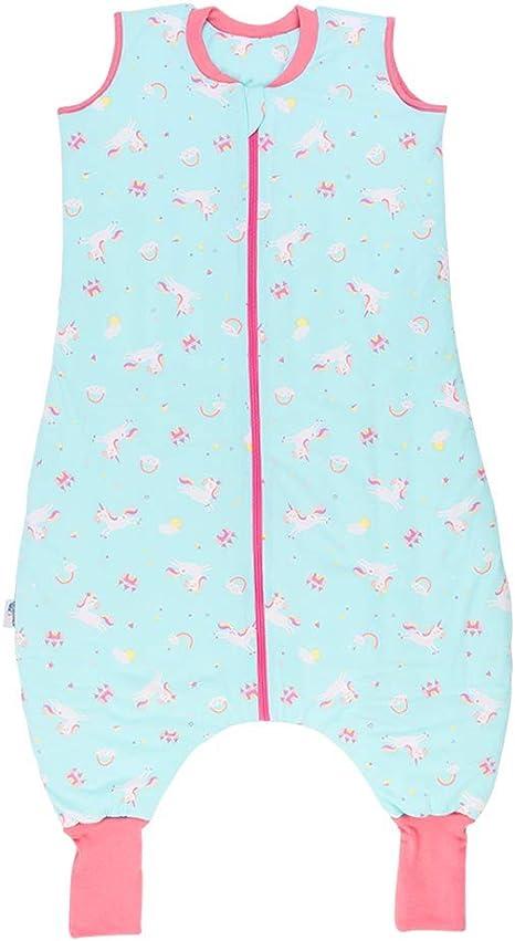 18-24 months//90cm Slumbersac Summer Sleeping Bag with Feet 1.0 Tog Flamingo