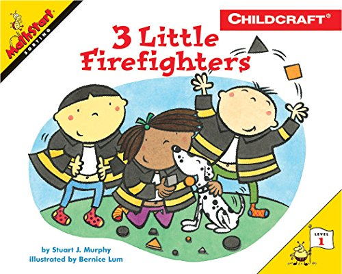 3 Little Firefighters (MathStart 1)