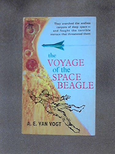 The voyage of the 'Space Beagle' (Panther books-no.990)