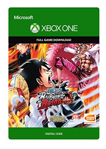 One Piece Burning Blood - Xbox One Digital Code by Bandai