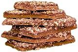 Carolyn's Handmade English Toffee Bulk, 320 Ounce (=20lbs)