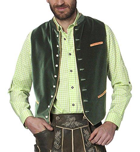 Hombre Tanne Verde Stockerpoint Weste para Chaleco Ricardo xwqYIfYO