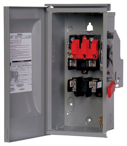 30a Indr Fusible Safety Switch by Siemens