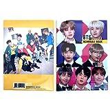 Kpop Boy Group BTS Bangtan Boys Photo Diary Scheduler Planner