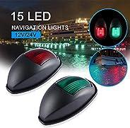 Marine Led Utility Strip Lights, DDSKY Boat Marine LED Lighting IP67 Waterproof Boat Deck Lights Courtesy Boat