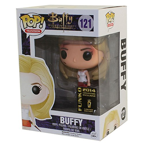 Funko 4396 – Buffy Pop Vinyl Figure 121 Buffy Summers Sdcc 10