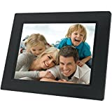 NAXA Electronics NF-503 7-Inch TFT LCD Digital Photo Frame with LED Backlight 480 x 234 (Black)