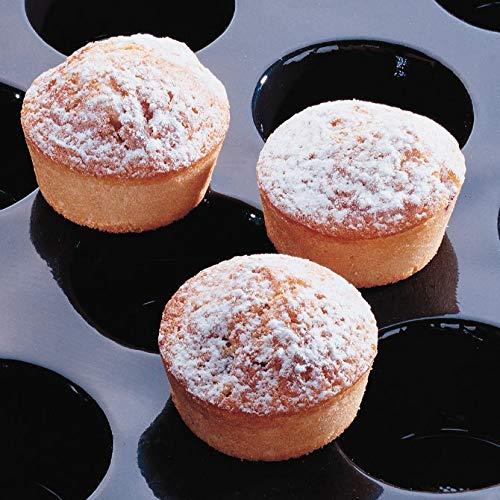 Demarle M373 J Non-Stick 20-Form Flexipan Small Muffin Mold