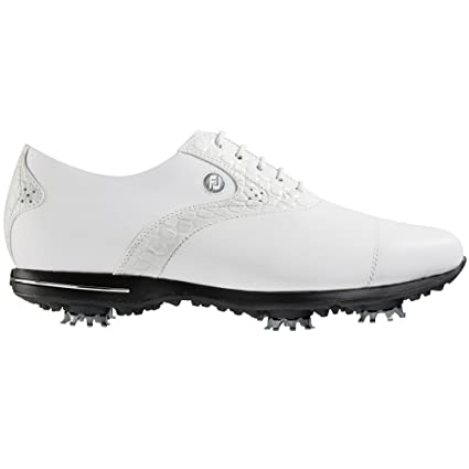 Amazon.com  FootJoy Women Tailored Golf Shoes  Sports   Outdoors c2466a8f077