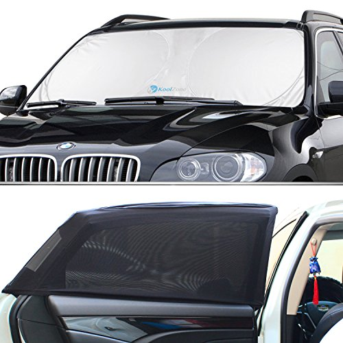 01 Windshield Sun Shade - 2