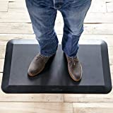 VARIDESK- 5/8' Non-Slip Anti-Fatigue Comfort Mat 20'x34', for Kitchens...