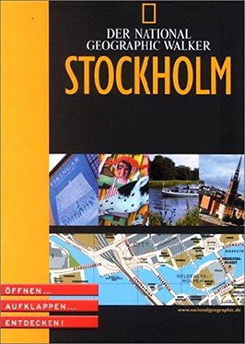 National Geographic Explorer. Stockholm. Öffnen, aufklappen, entdecken