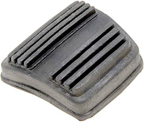 APDTY 31840 Replacement Rubber Parking Brake or Clutch Pedal Pad (1 Pad) ()