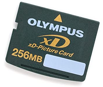 Olympus XD Picture Card 256 MB Tarjeta de Memoria: Amazon.es ...