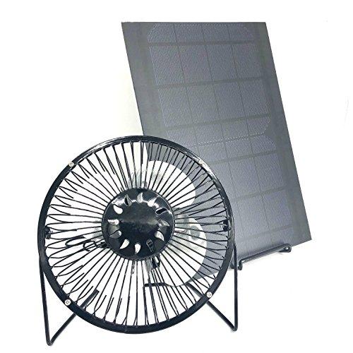 4 fan solar - 9