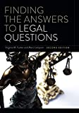 img - for Finding the Answers to Legal Questions, Second Edition book / textbook / text book