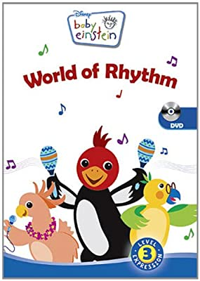 Baby Einstein World Of Rhythm by Walt Disney Video