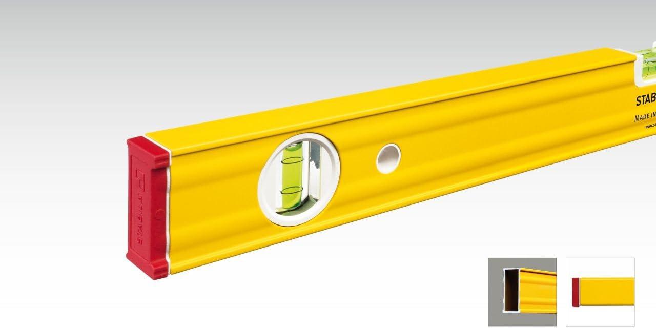 Stabila 19162 Nivel de burbuja amarillo