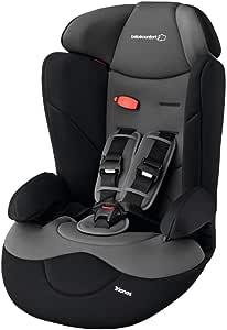 Bébé Confort Trianos, Silla de coche grupo 1/2/3, negro: Amazon.es ...