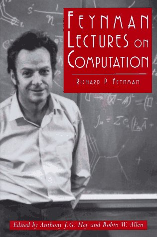 Lectures On Computation  Frontiers In Physics