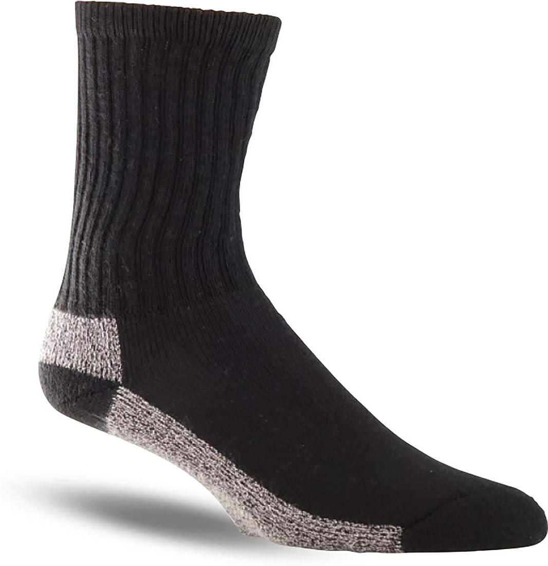 Thorogood Men's 3-Pack Sockwear with CoolMax Crew
