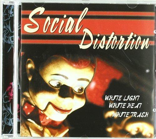 White Light White Heat White Trash by SOCIAL DISTORTION (1996-05-03)