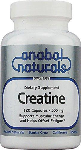 - Anabol Naturals - Creapure Creatine Powder 100 g