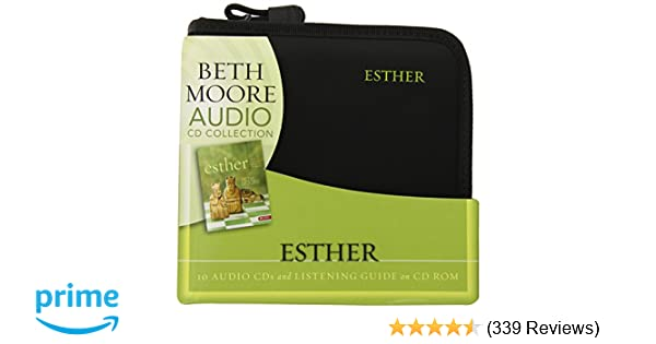 Esther Audio CDs It S Tough Being A Woman Beth Moore