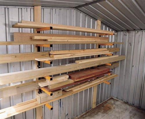 Triton 330190 woodrack système de stockage WRA001