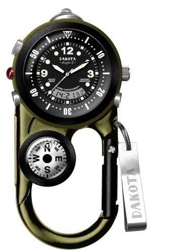 dakota-angler-ii-clip-watch-with-nippers-and-sharpener-green